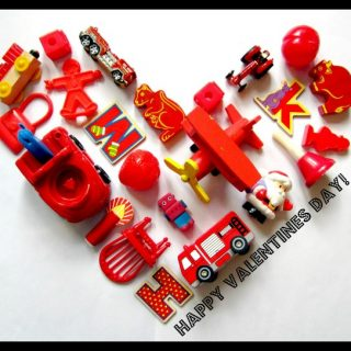 A DIY I Spy Valentine - Preschoolers Can Make!