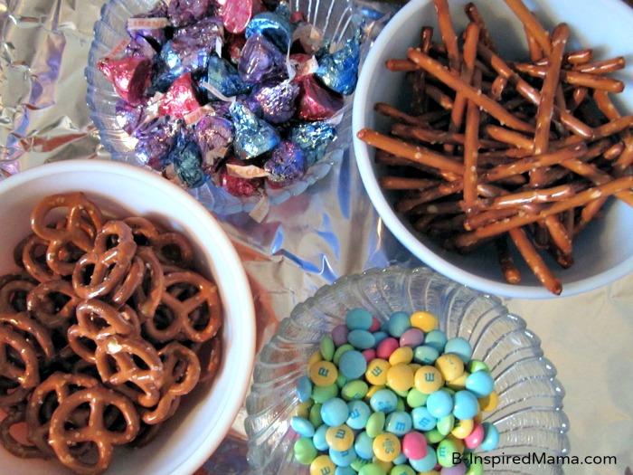 Easter Bunny Treats Ingredients at B-InspiredMama.com