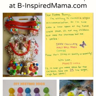 Easter Activities from The Kids Co-Op at B-InspiredMama.com