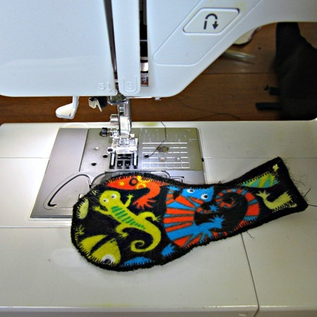 Sewing DIY Eye Patches for Kids with Amblyopia - at B-Inspired Mama