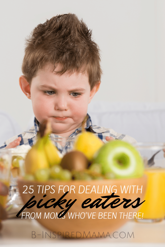 why are kids picky eaters