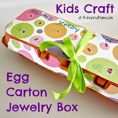 Craft Boxes For Kids