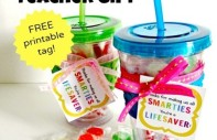 Smarties and Lifesaver Teacher Appreciation Gift at B-InspiredMama.com
