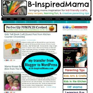 New Blog Design [Wacky Jacqui's Designs]