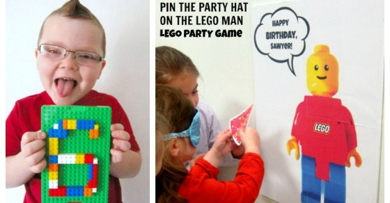 Creative LEGO Birthday Party Ideas Free Printables