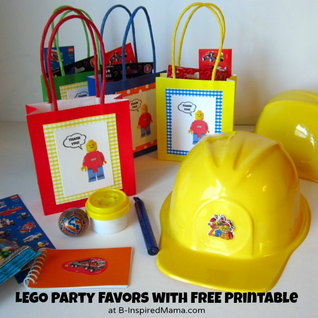 Fabulous Free Printable LEGO Party Favors 650 x 650 · 120 kB · jpeg