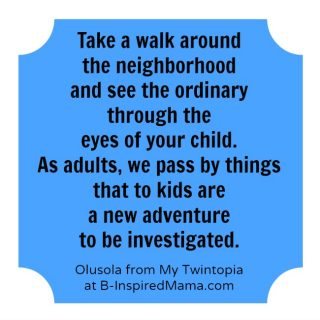 Great parenting advice from My Twintopia on Mama Knows Best at B-InspiredMama.com