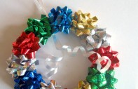 Easy Christmas Ornament for Kids from Dollar General at B-Inspired Mama