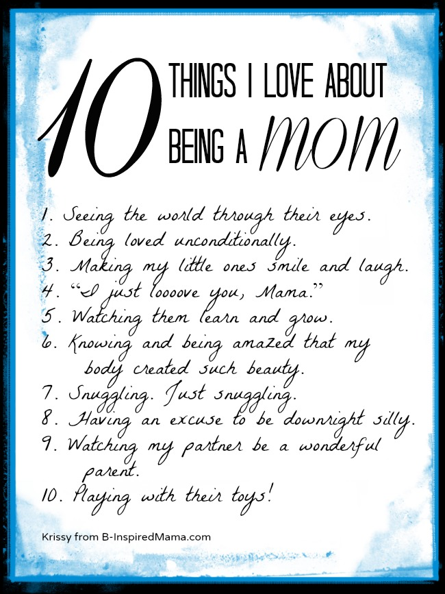 Be the Best Mom Series - Positive Thinking for Finding Joy