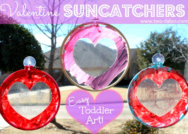 toddler suncatcher valentine craft b inspired mama