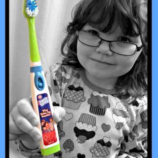 Make Brushing Teeth Fun for Kids at B-InspiredMama.com