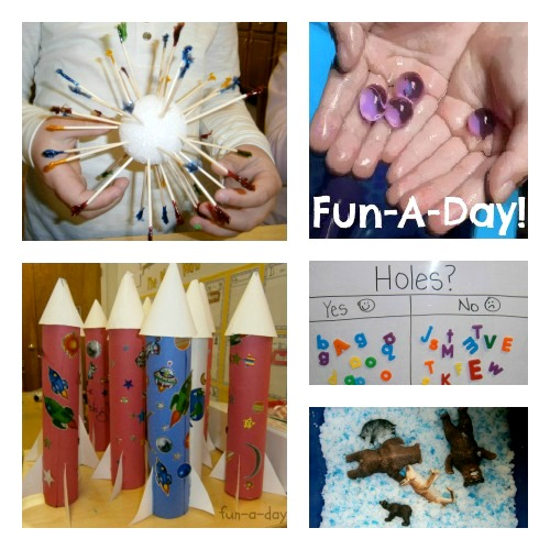 Fun-A-Day on B-InspiredMama.com