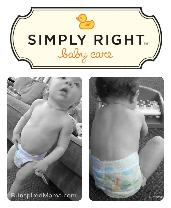 Tips on Saving Money for Moms from SIMPLE RIGHT and B-InspiredMama.com
