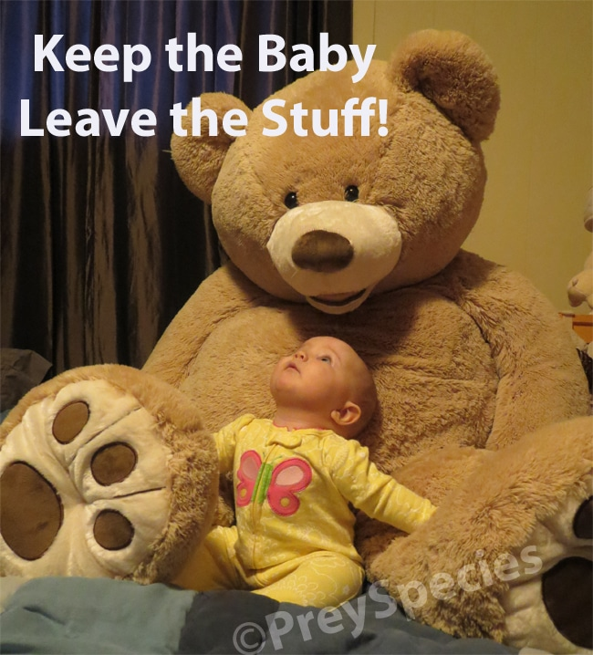 What to Keep and What to Leave when it comes to BABY from Prey Species at B-InspiredMama.com