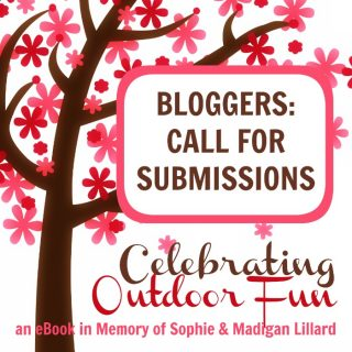 Lillard Memorial eBook Celebrating Outdoor Fun Call for Submissions at B-InspiredMama.com