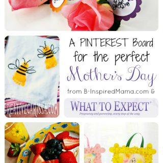 Pinterest's Best Mothers Day Ideas