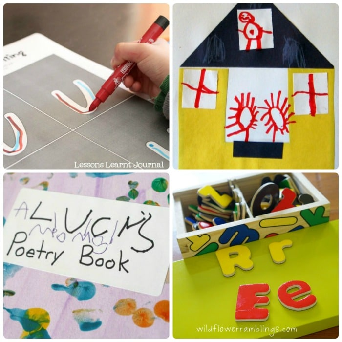 Awesome Summer Reading and Writing Activities from The Weekly Kids Co-Op