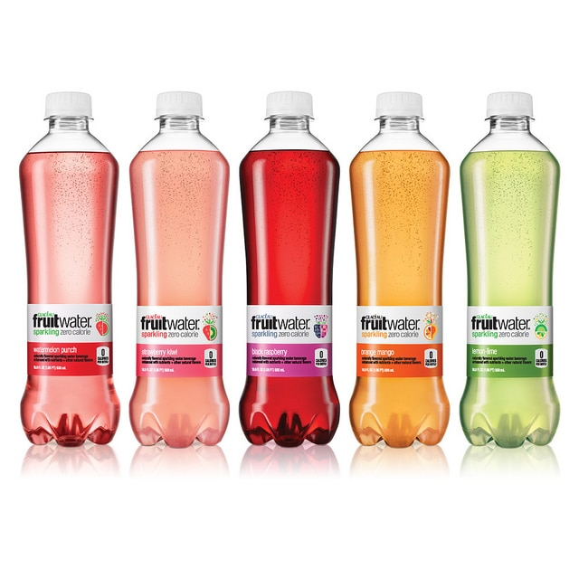 Glaceau fruitwater and the Sparkling Truth of Motherhood at B-InspiredMama.com