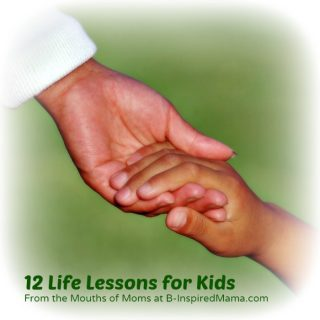 12 Life Lessons for Kids and How to Teach Them