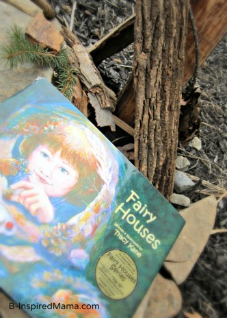 Kids Fairy Play and Books at B-InspiredMama.com