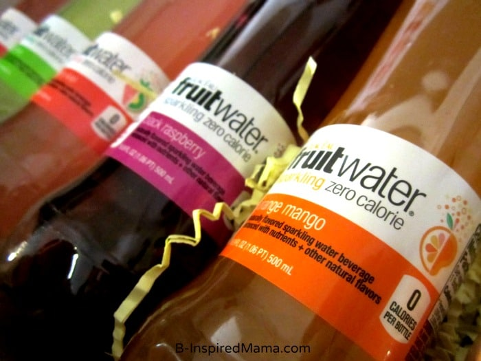 Sparkling Truths of Motherhood - Sponsored by fruitwater at B-InspiredMama.com