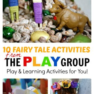 10 Fairy Tale Activities from The PLAY Group at B-Inspired Mama