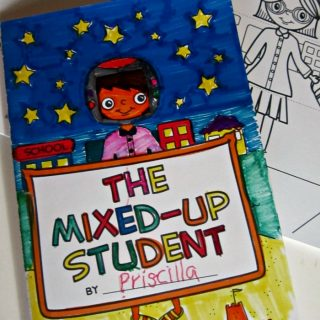 A Mixed-Up Printable Coloring Book the Kids will Love!