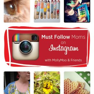 Must Follow Moms on Instagram at B-InspiredMama.com