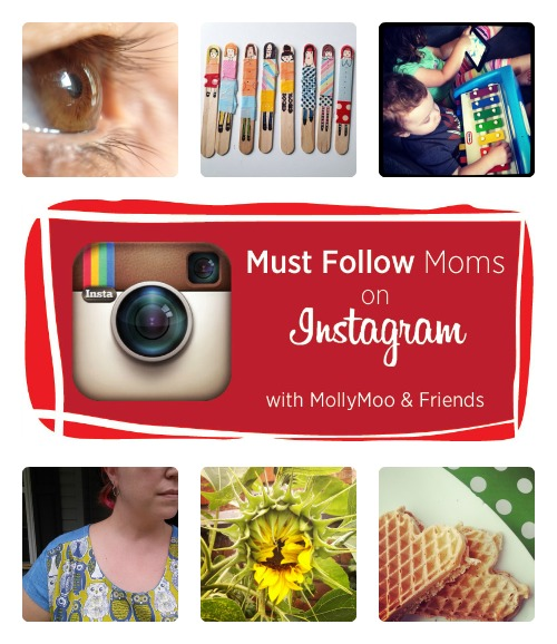 Must Follow Moms on Instagram at B-InspiredMama.com