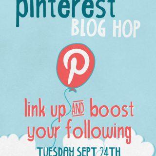 Inspiring Moms on Pinterest Blog Hop at B-Inspired Mama