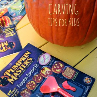 8 Pumpkin Carving Tips for Kids [Sponsored by Pumpkin Masters]