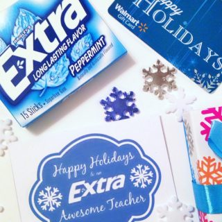 An Easy to Make yet Extra Awesome Teacher Gift for the Holidays