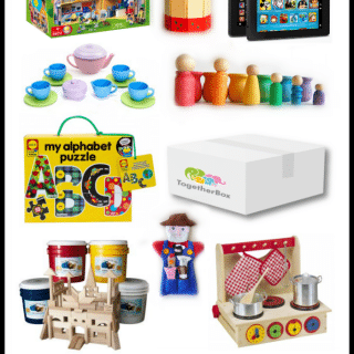 Top Gifts for Preschoolers in 2013 Gift Guide Week at B-Inspired Mama