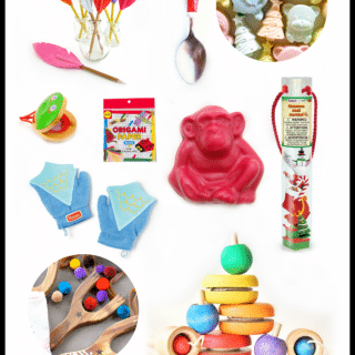 Top Stocking Stuffers for Kids Gift Guide at B-Inspired Mama