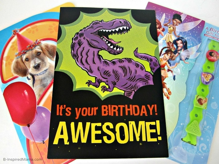 Cool Hallmark Cards Make Holiday Birthdays More Special - #BirthdaySmiles #shop #cbias - B-Inspired Mama