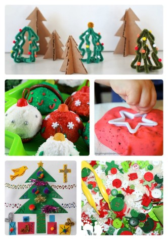 Holiday Ideas for Kids at The Weekly Kids Co-Op Link Party - B-Inspired Mama