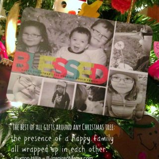 Holiday Wishes from B-Inspired Mama