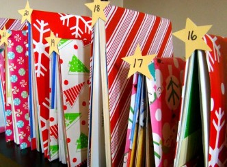 Kids Advent Calendar Activities at B-Inspired Mama