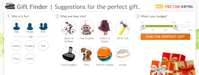 searsStyle Shop Your Way Gift Finder - #shop #searsStyle #cbias - B-Inspired Mama