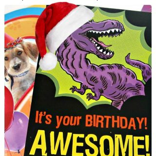 Tips for an Awesome Holiday Birthday [Sponsored by Hallmark]