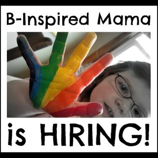 B-Inspired Mama is Hiring