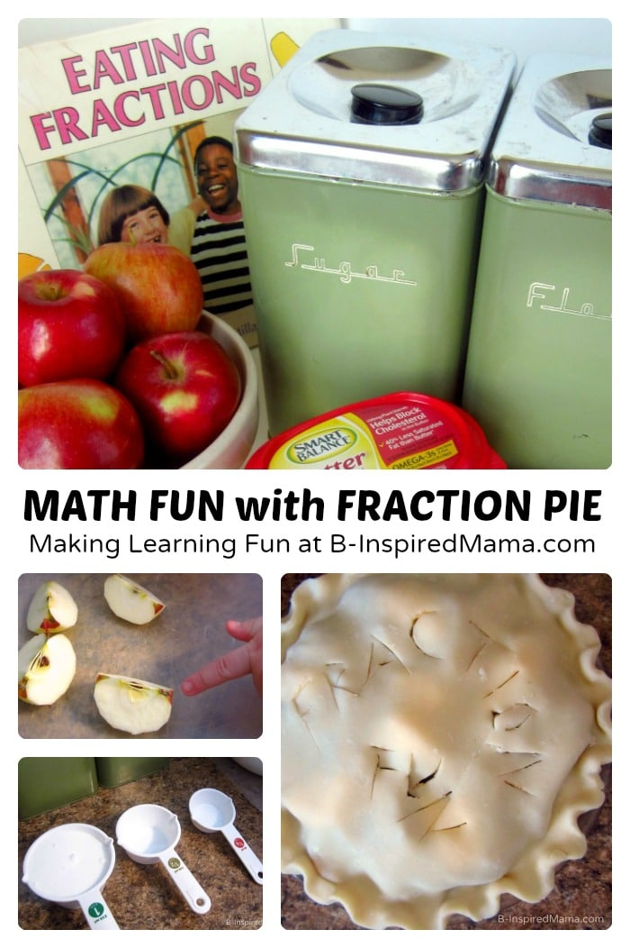 Fraction Pie is Yummy & Fun Math Games & Activities on HowToHomeschoolMyChild.com