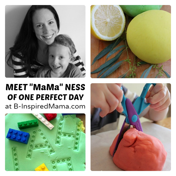 Meet Mama Ness of One Perfect Day at B-Inspired Mama