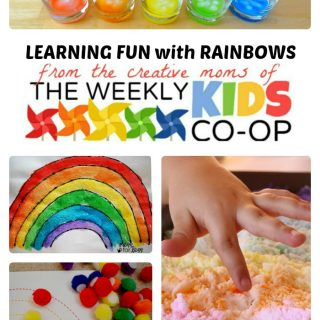 Make Learning Fun with RAINBOWS