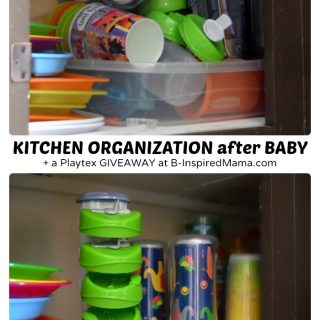 Must Have Baby Items for Organization + GIVEAWAY Sponsored by Playtex #MomTrustReviewUS at B-Inspired Mama