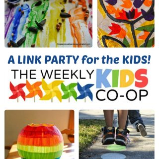 The Weekly Kids Co-Op Link Party at B-Inspired Mama