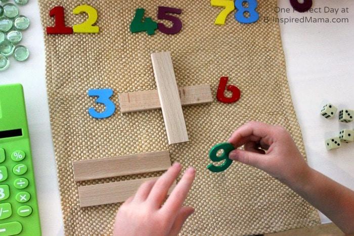 An Invitation for Math Fun at B-Inspired Mama