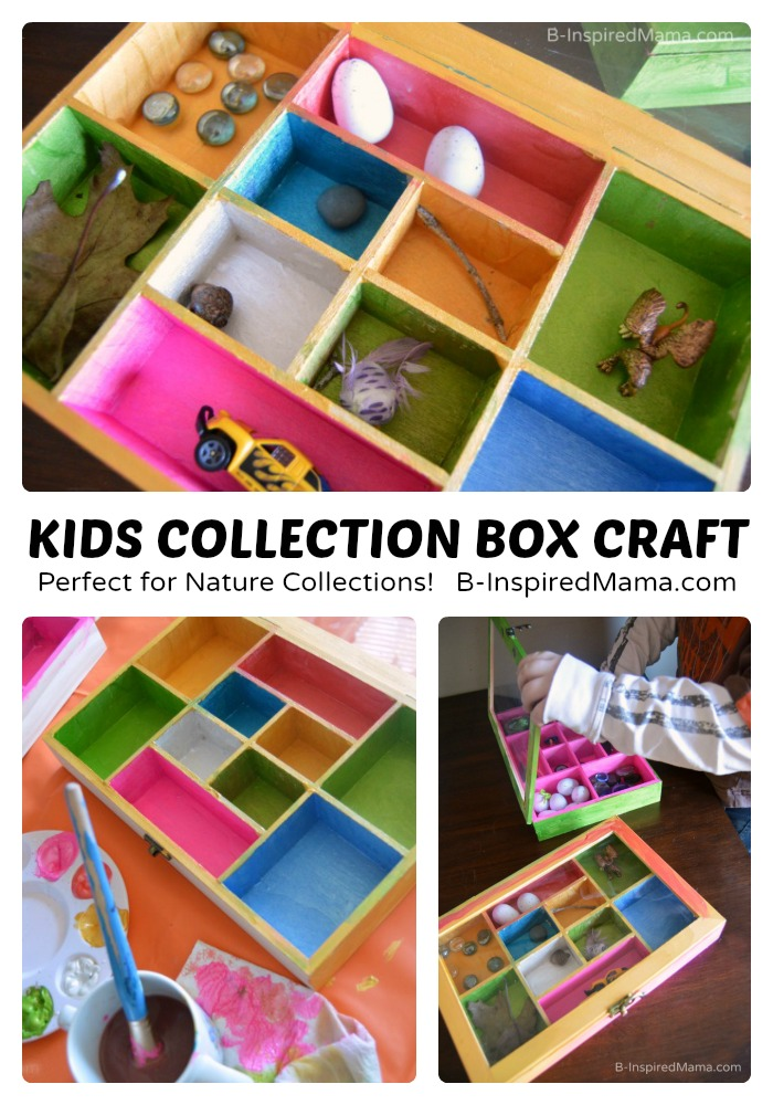 Collection box kids craft b inspired mama for Craft box for toddlers