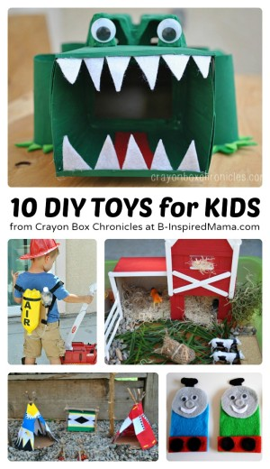 http://b-inspiredmama.com/wp-content/uploads/2014/06/10-DIY-Toys-to-Encourage-Imagination-at-B-Inspired-Mama-300x520.jpg