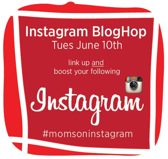 Must Follow Moms on Instagram Blog Hop at B-Inspired Mama